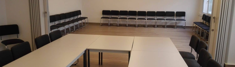 Unser Tagungsraum in Dresden für Ihre Veranstaltungen; Büro mieten; Virtual Office