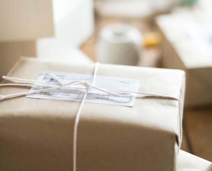Mit unserer Paketannahme für Ihr Unternehmen empfangen wir Ihre Pakete, virtual office