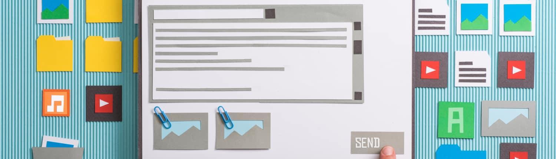 Nutzen Sie unseren Digitalen Briefkasten; Virtual Office Dresden!